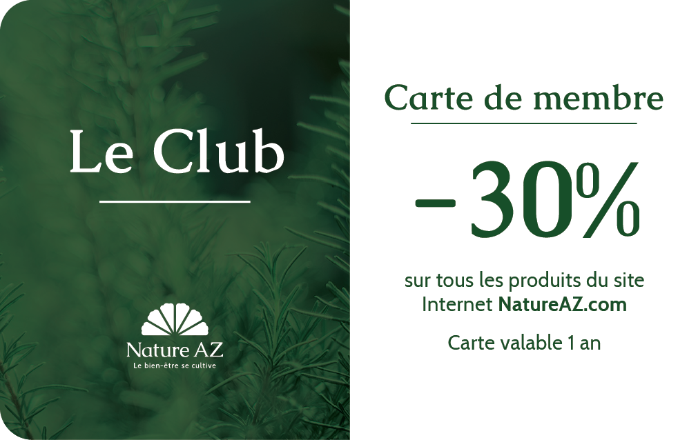 Carte Club Nature AZ